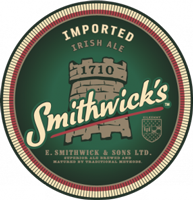 Smithwicks is available at TP's Irish Restaurant and Sports Pub in Rochester, New York