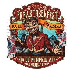 Coney Island Freaktoberfest is now on tap at TP's Irish Restaurant and Sports Pub in Rochester (Penfield), New York